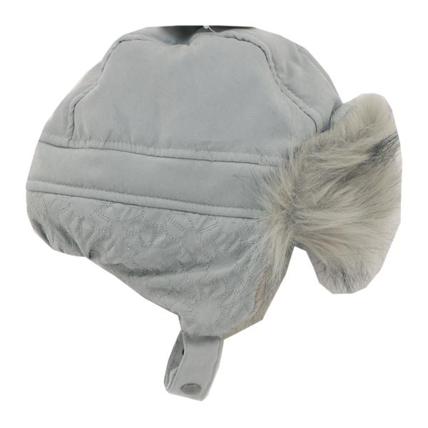 کلاه زمستانی پاپو papo کد 247 مدل cool طوسی