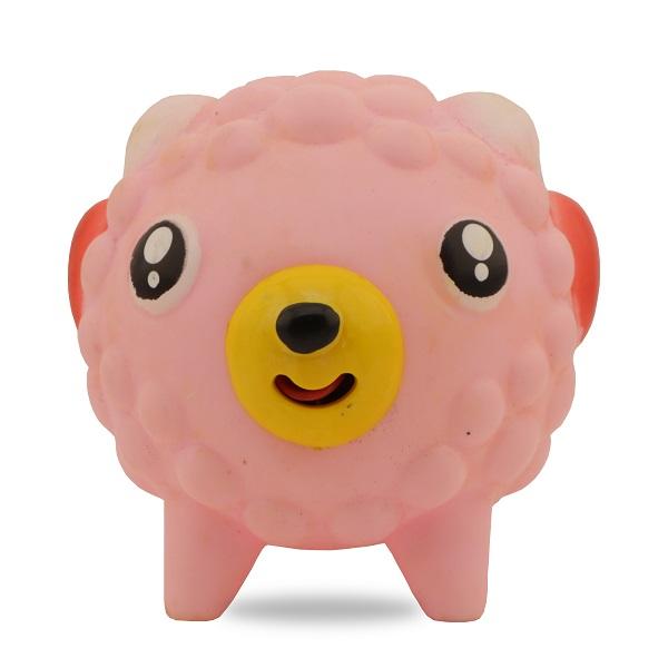 عروسک حمام بیبی فور لایف Baby 4 life مدل گوسفند زبان دراز