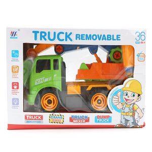 کامیون فکری ساختنی EOXCAVTORS مدل 559-2A