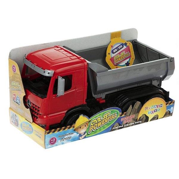 ماشین اسباب بازی GONASH TOYS مدل کامیون اروکس