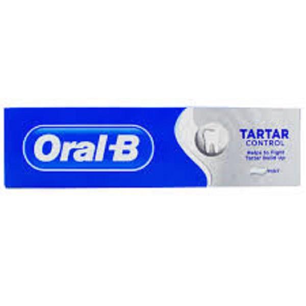 خمیر دندان اورال بی مدل Tartar حجم 100 میل