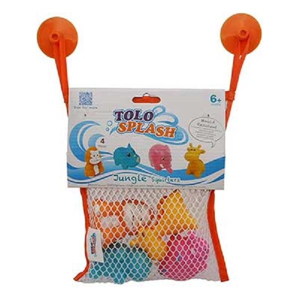 پوپت حباب ساز چهار عددی تولو TOLO