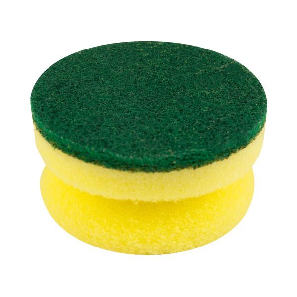 اسکاچ Just green مدل  Scrub sponge art collection