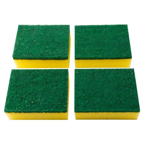 اسکاچ Just green مدل Classic Design بسته 4 عددی