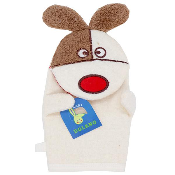 لیف عروسکی کودک DOLANO مدل سگ