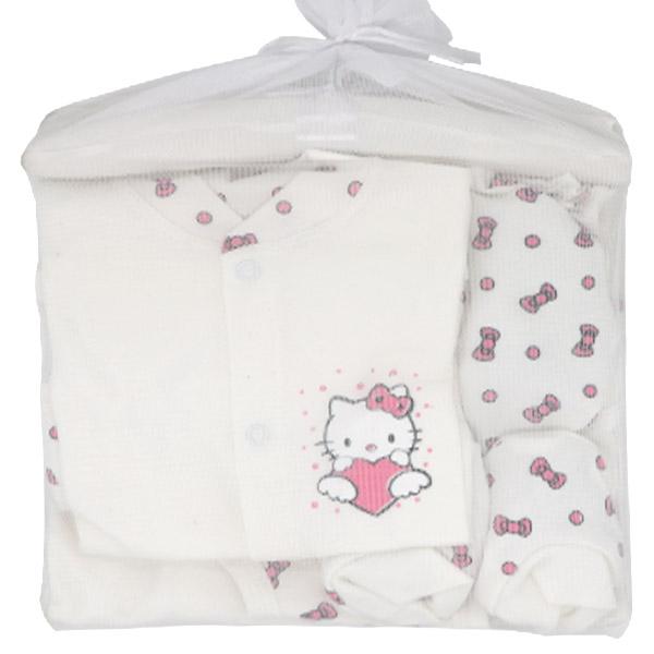 ست بیمارستانی 7 تکه نوزاد مادرکر Mothercare کد 502