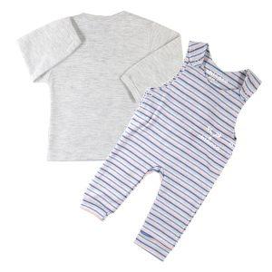 ست دو تکه رامپر و تی شرت آستین بلند اسپرت chiAcco