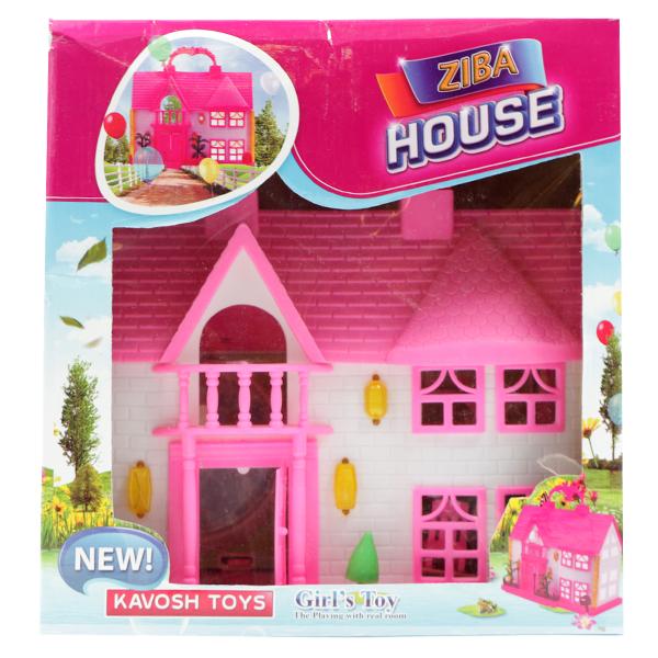اسباب بازی خانه ی زیبا  کاوش تویز
