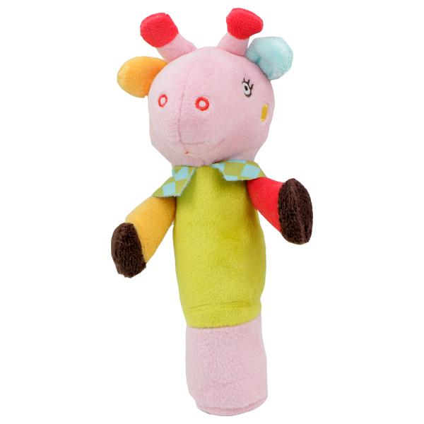 عروسک سوسیسی طرح زرافه