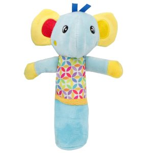 عروسک سوسیسی طرح بچه فیل آبی KENZA