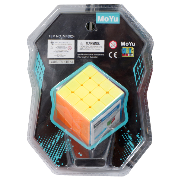 مکعب روبیک مدل خود رنگ کد MF8924