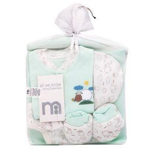 ست بیمارستانی 7 تکه نوزاد مادرکر Mothercare کد 291