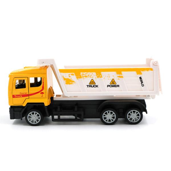 ماشین اسباب بازی فلزی کامیون مدل کلکسیونی کد 713