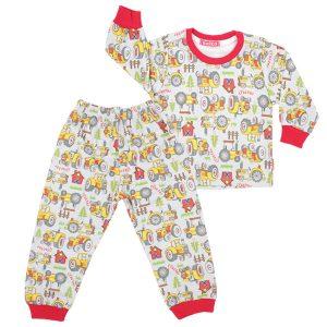 ست لباس خواب پسرانه یونیکو Unico کد 104