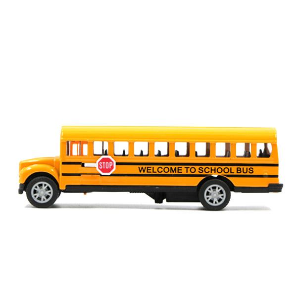 ماشین اسباب بازی اتوبوس مدرسه کد F1128