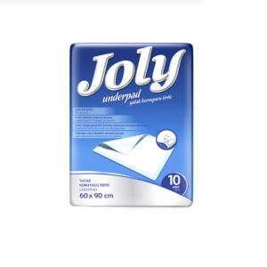 زیر انداز بهداشتی بزرگسالان جولی ( joly ) بسته 10 عددی