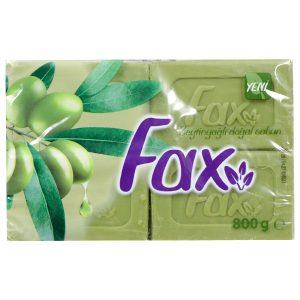 صابون فاکس ( FAX ) چهار عددی حاوی عصاره زیتون