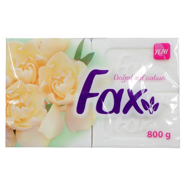صابون فاکس ( FAX ) چهار عددی حاوی عصاره گل های بهاری