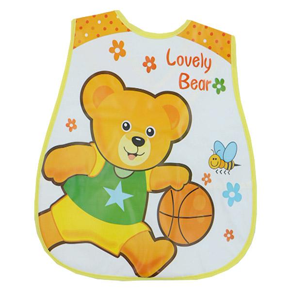 پیشبند کاسه ای فلکسی طرح خرس بسکتبالیست