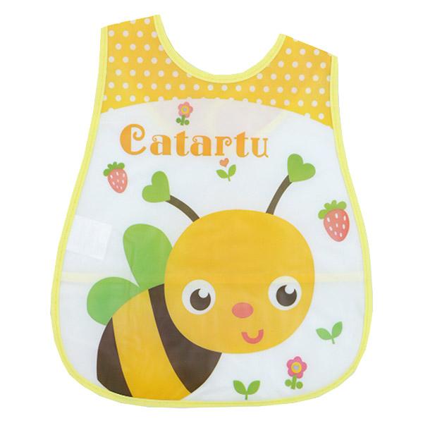 پیشبند کاسه ای فلکسی طرح زنبور عسل