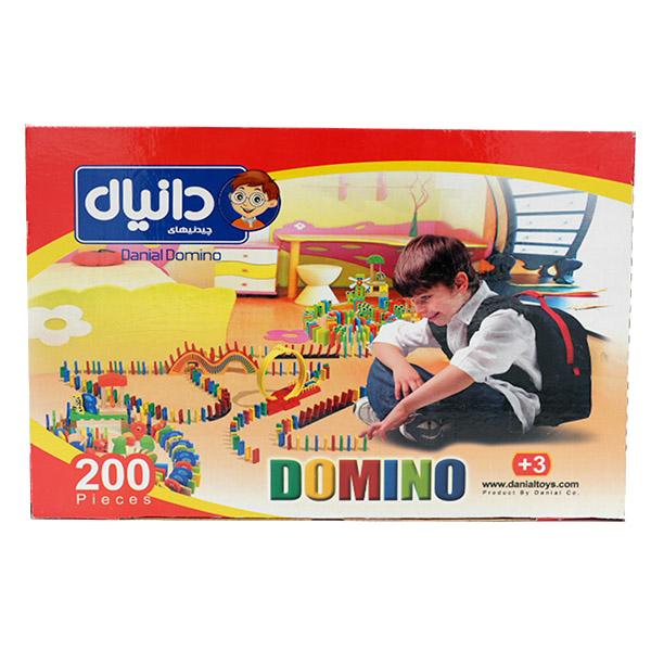 بازی فکری چیدنیهای دانیال طرح دومینو