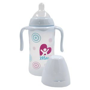شیشه شیر خوری دهانه عریض 300 میلی لیتر مایا ( MAYA )