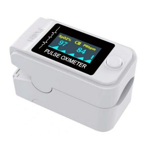 پالس اکسیمتر (اکسیژن سنج) Fingertip Pulseoxymeter مدل LK89