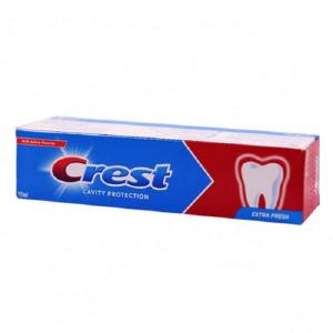 خمیر دندان کرست مدلExtra Fresh حجم 125 میل