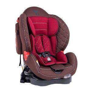 صندلی ماشین ایزوفیکس دار دو طرفه Lorelli کد D06