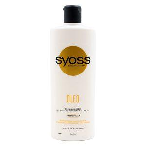 نرم کننده مو سایوس SYOSS مدل OLEO حجم 500 میل