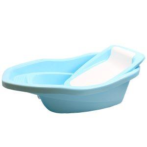 ست دو تکه وان و آسانشور نوزاد tiny passenger رنگ آبی