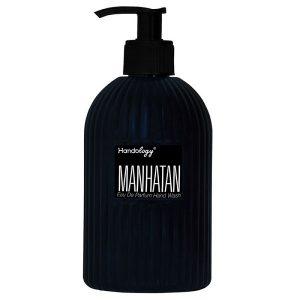 مایع دستشویی ادوپرفیوم هندولوژی مدل MANHATAN حجم 470 میل