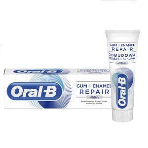 خمیر دندان سفید کننده ملایم اورال بی Oral-B حجم 75 میل