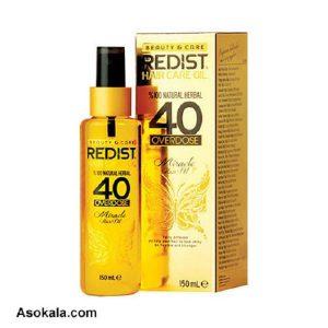 سرم مراقبت از مو REDIST حاوی عصاره 40 گیاه حجم 150 میل