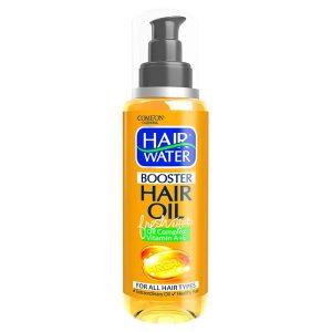 روغن مو هیرواتر کامان مناسب موهای خشک حاوی روغن آرگان - حجم 100 میل