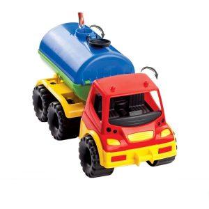 اسباب بازی کامیون تانکر مدل پاندا