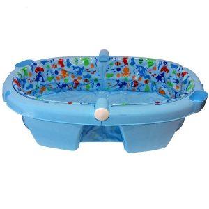 وان حمام تاشو نوزاد سووان Suwan baby آبی