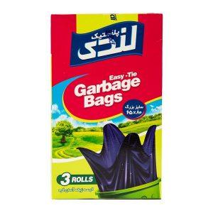 کیسه زباله آسان گره لندی Landi سایز بزرگ 30 عددی