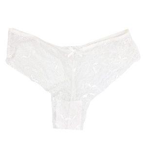 شورت توری زنانه اسمارا Esmara مدل Hipster رنگ سفید سایز S