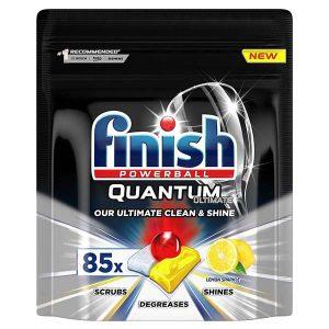 قرص ماشین ظرفشویی فینیش مدل Quantum Ultimate بسته 85 عددی