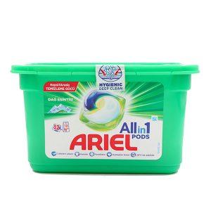 قرص لباسشویی آریل Ariel بسته 12 عددی
