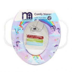 تبدیل توالت فرنگی مادرکر Mothercare طرح پونی