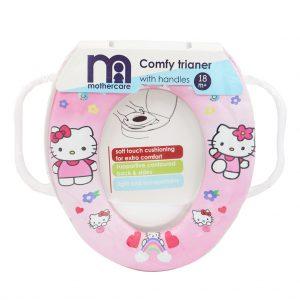 تبدیل توالت فرنگی مادرکر Mothercare طرح کیتی
