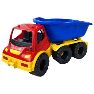 اسباب بازی کامیون کمپرسی مدل پاندا