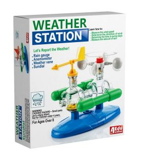 بازی آموزشی ایستگاه هواشناسی ۴edu