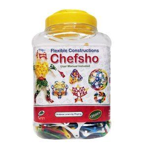 بازی فکری چفشو Chefsho مدل 240 قطعه