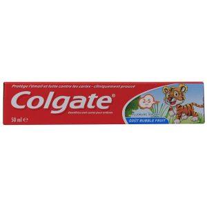 خمیر دندان کودک colgate حجم 50 میل
