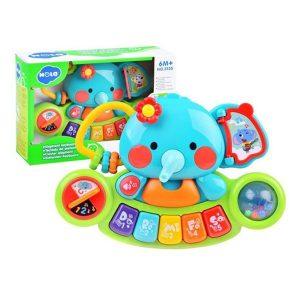 اسباب بازی ارگ فیل هولی تویز ( Huile toys ) کد 3135