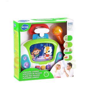 میکروفون اسباب بازی هولی تویز ( Huile toys )کد 3138