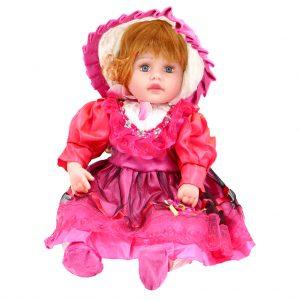 عروسک دختر 22 اینچ موزیکال Mayan طرح 425